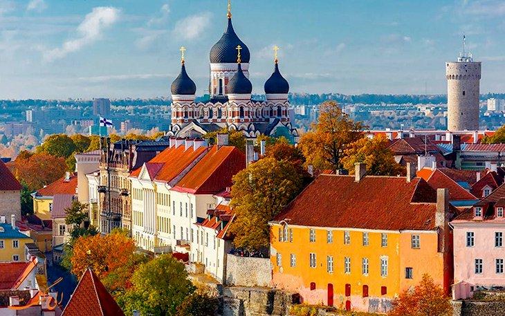 ویزای توریستی استونی