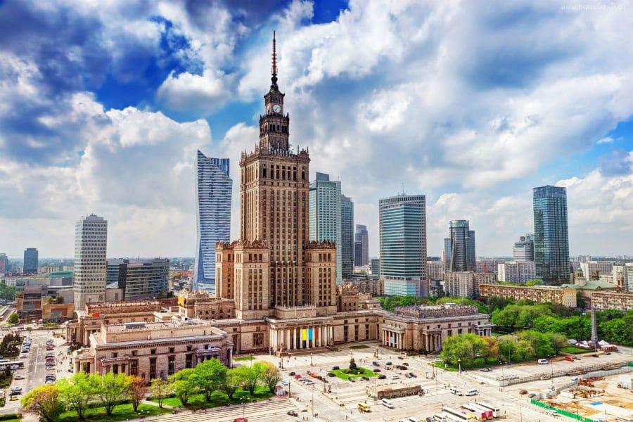 اقامت لهستان