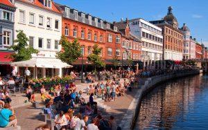 اقامت دانمارک
