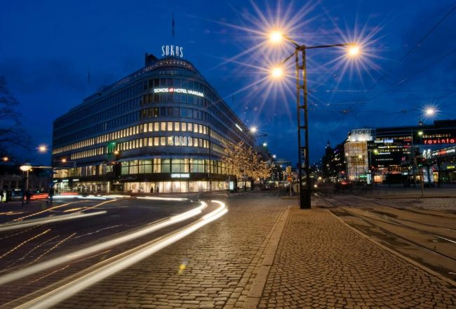 هتل های هلسینکی