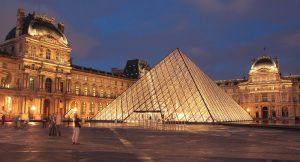 جاذبه های دیدنی پاریس