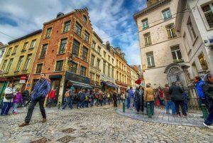 فرهنگ مردم کشور بلژیک