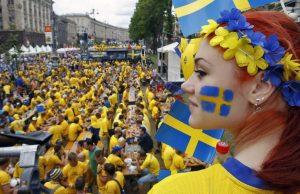 جغرافیای سوئد
