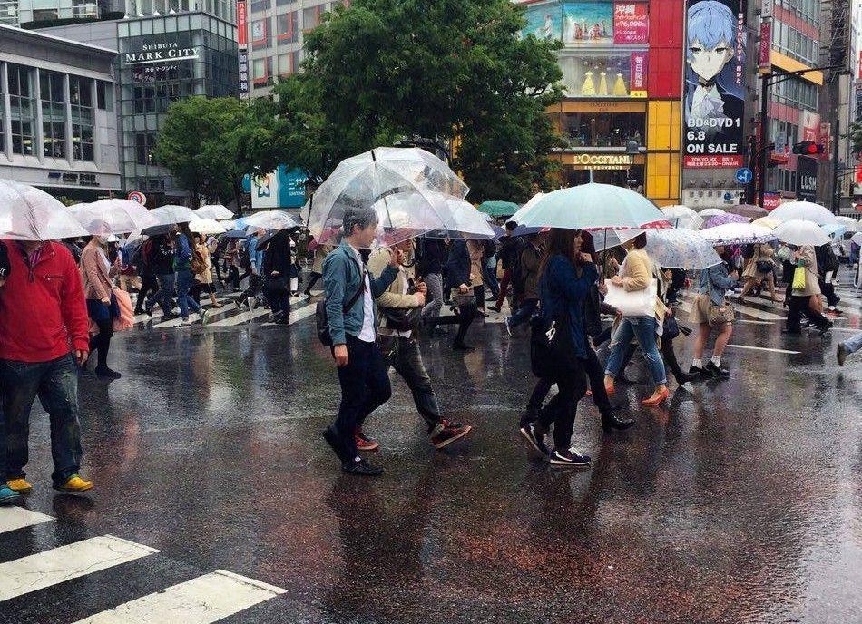 آب و هوای ژاپن