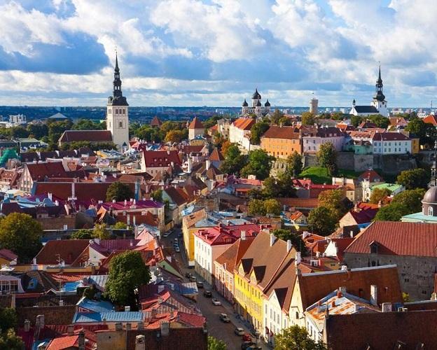 فرم اپلیکیشن سفارت استونی