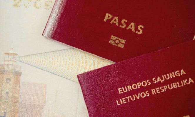 فرم اپلیکیشن سفارت لیتوانی