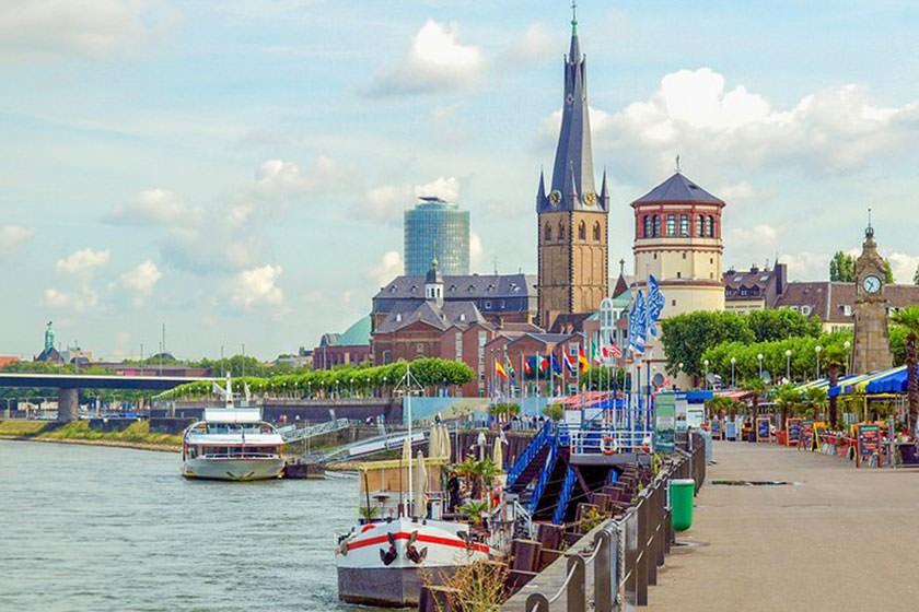 نکات مفیدی که بهتر است قبل از سفر به شهر دوسلدورف بدانید