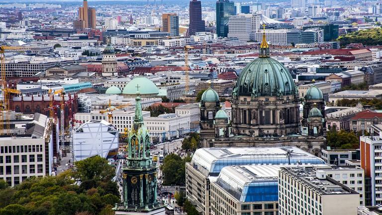 وضعیت آب و هوای برلین
