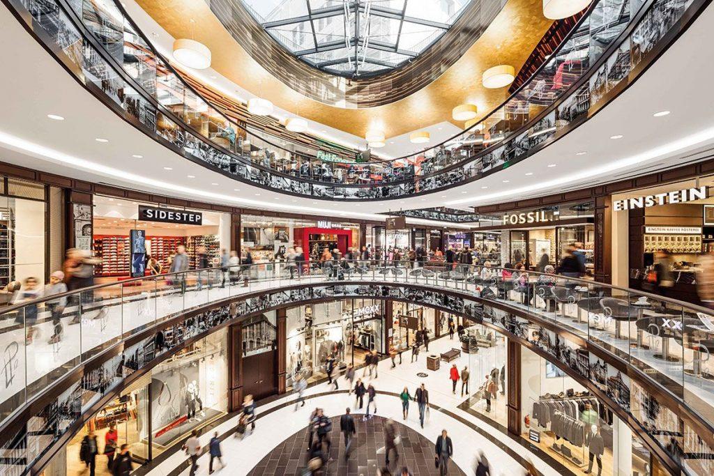 مراکز خرید شهر برلین را بهتر بشناسید