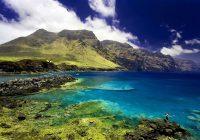 آب و هوای جزیره تنریف